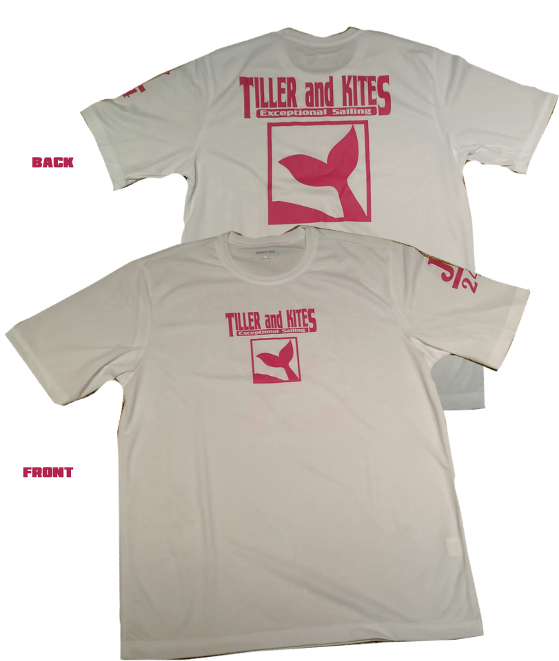 "Men's ""Race Day"" Sport-Tek dry T-shirt"