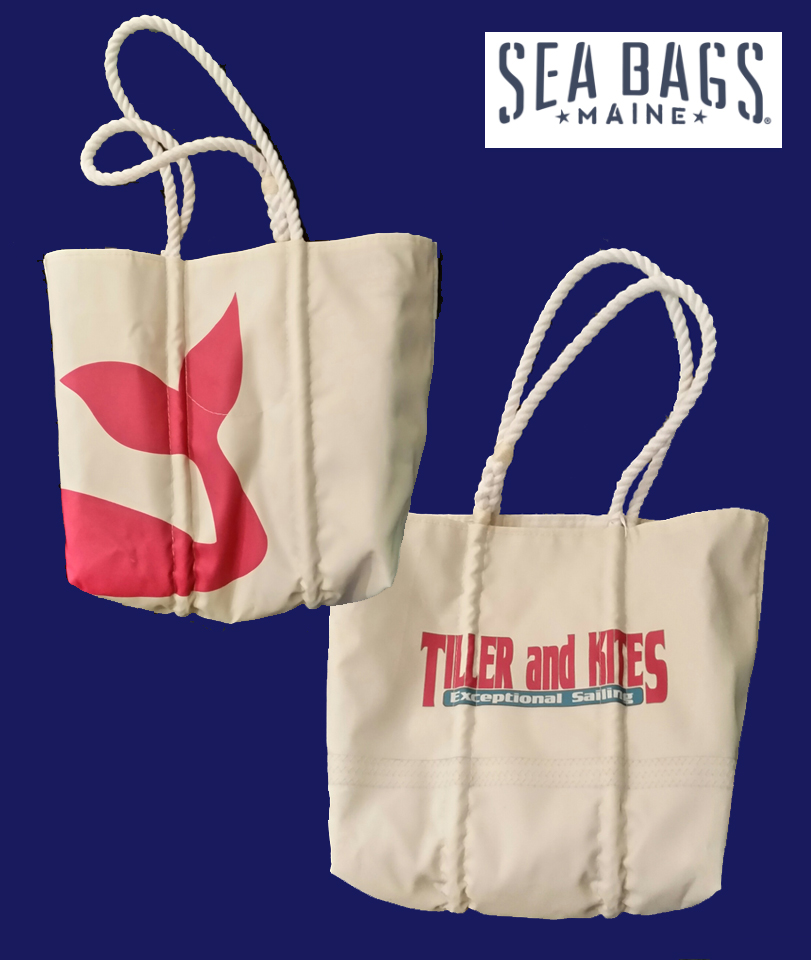 Tiller and Kite Tote bag